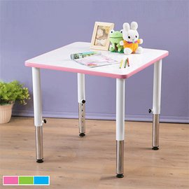 《C&B》小童可调式游戏成长桌(60x60cm)