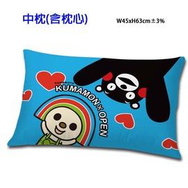 OPEN小將 x KUMAMON熊本熊 系列~中枕 枕頭 統一