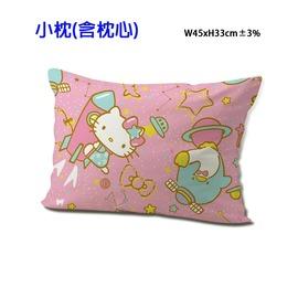 三麗鷗 55周年太空風系列~午安枕 童枕^(粉^)^(藍紫^)