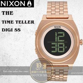 NIXON 店TIME TELLER DIGI復刻時計電子腕錶A948~897 貨 潮流