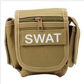 SWAT戶外軍迷戰術腰包 小方包 雜物包便攜包多 掛包手機�