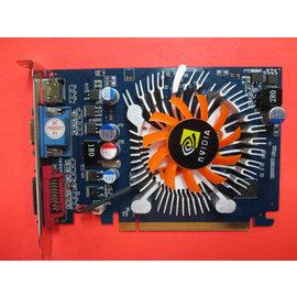 nVIDIA GF9500GT 1G/1GB 128bit DDR3 PCI-E 3.0 X16 獨立顯卡/顯示卡 (DVI+VGA+HDMI)