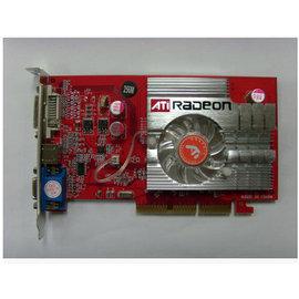 新竹市 ATI 9550 256MB/256M AGP 8X 4X 獨立顯卡/顯示卡