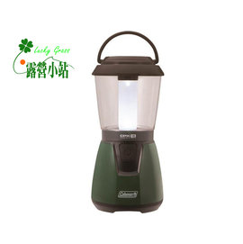 大林小草~【CM-27304】美國Coleman CPX6單管型LED營燈II/綠  -【國旅卡特約店】