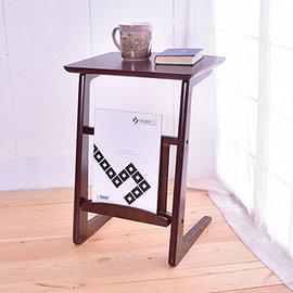 ↘原 1799~凱堡~ 實木側桌茶几桌電話架小桌 可放雜誌書籍
