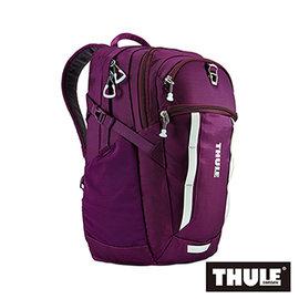 Thule 都樂~EnRoute Blur多 17吋雙肩後背包~紫 TEBD~117