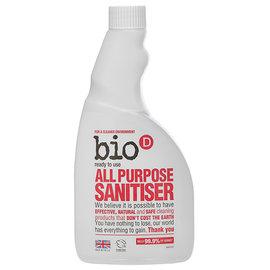 Bio~D噴霧式全效型制菌清潔劑 補充瓶 500ml