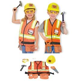 康森工程师(单件) M&D儿童幼儿教具游戏 情境扮演家酒衣服装造型穿搭配件