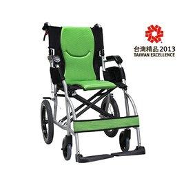 ~富康世界~康揚 旅弧KM~2501 超輕量可折背攜帶輪椅