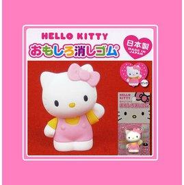 IWAKO ER~KIT003 HELLO KITTY 式橡皮擦^(組^)^(粉紅早安^)