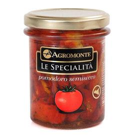 義大利 AGROMONTE 西西里油漬風乾櫻桃番茄 200g 麵包 pizza製作 輕食