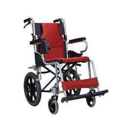 ~富康世界~康揚 KM~2500 輕量型可折背輪椅