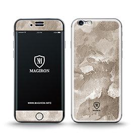 ~艾奇侖~反重力正反面吸力貼iPhone 6╱6S~清水岩