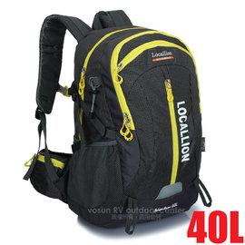 ~LOCAL LION~大容量防水 雙肩包^(40L 1kg^).透氣 背包.自助旅行背包