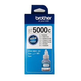 Brother BT5000C 藍色墨水 :DCP~T300 DCP~T500W MFC~