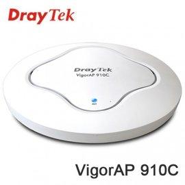 居易科技 Vigor910C 11ac PoE AP 吸頂式無線基地台