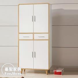 ~峯聖家俱~馬卡龍3×6尺鞋櫃-YC509~3