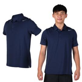 NIKE 男翻領短袖針織衫(立領 網球 POLO衫 短T【03320729】≡排汗專家≡