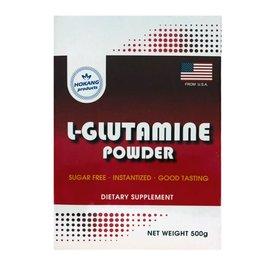貝斯特GLUTAMINE 麩醯胺酸 500g 美國FDA GMP大藥廠 店面 安心選購 同