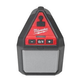 Milwaukee 12V鋰電藍芽喇叭M12JSSP-0(單機)★連接距離高達10米★USB插槽可當行動電源使用