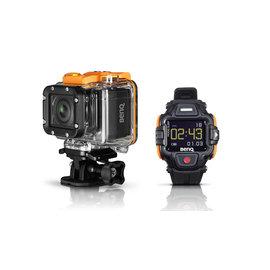 ~貓太太~BenQ QC1 4G LTE多 攝影機 ^(現場直播 遙控手錶 防水^)