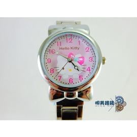 ~明美鐘錶~ 翡仕 三麗鷗 Hello Kitty 蝴蝶結款 粉紅  LK688LWPA