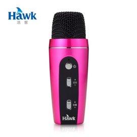 Hawk K2 無線K歌麥克風 ~閃耀紅 K2 無線K歌麥克風 ~閃耀紅