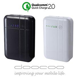 QC2.0技術採用,可對Apple MAC Air充電doocoo iQuick 1200