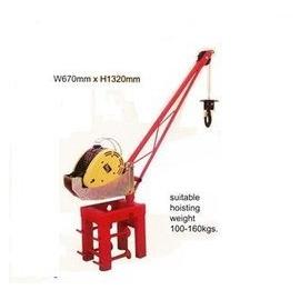 ~工具先生~8吋牆用 夾壁架~夾架 高樓小吊車 小金剛 吊車 電動吊車 捲揚機 吊車