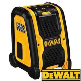 DCR006【工具先生】得偉 DEWALT 10.8V或18V。XR超鋰電 藍芽音響 收音機(不含電池)交直流可共用