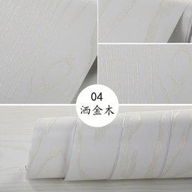 5Cgo ~ 七天交貨~523762772925 花梨木3D木紋自粘牆紙衣櫥櫃自粘貼紙防水