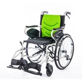 均佳機械式輪椅JW~450 大輪