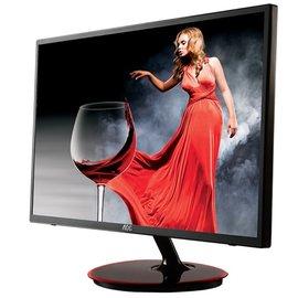 ~鳥鵬電腦~ 含稅  AOC M2461FWH 96 23.6吋螢幕 超窄邊框 MVA D