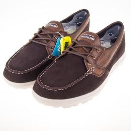 Skechers  (男) 健走系列 ON THE GO 帆船鞋 休閒鞋 999687CHOC