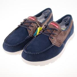 Skechers  (男) 健走系列 ON THE GO 帆船鞋 休閒鞋 999687NVY