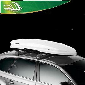 Thule Dynamic 800-車頂行李箱 -限量白(露營.戶外.休閒.車頂箱.行李箱)