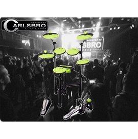 【非凡樂器】CARLSBRO CSD130A 攜帶型可摺疊電子鼓組