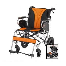 均佳機械式輪椅JW~510^(小輪^)