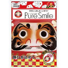 ^(Pure Smile^) 招福面膜 開運 1枚入