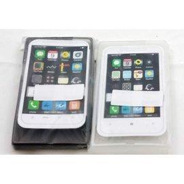 鴻海 InFocus  M535手機保護果凍清水套 / 矽膠套 / 防震皮套