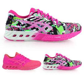 ASICS fuzeX女慢跑鞋   路跑 健身 亞瑟士~02015742~≡排汗 ≡