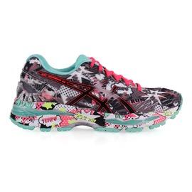 ASICS GEL~NIMBUS 18 女慢跑鞋^( 路跑 健身 亞瑟士~02015740