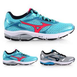 MIZUNO WAVE IMPETUS 4女慢跑鞋(免運 路跑 訓練 美津濃【02015722】≡排汗專家≡