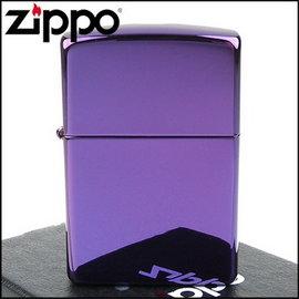 ◆斯摩客商店◆~ZIPPO~美系~超 Abyss紫色鏡面打火機 NO.24747