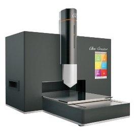 Choc Creator巧克力3D列印機~ LCD 彩色螢幕互動、人性化 , 於食品 產業