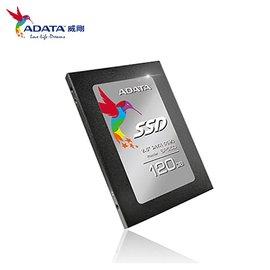 ADATA威剛 Premier SP550~120GB SSD 2.5吋固態硬碟