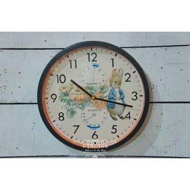 ^~~歐室 傢飾館~^~彼得兔 比得兔南瓜溫度 濕度計壁鐘 掛鐘^~ 上市^~