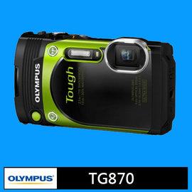 6期0利率 ~Olympus Stylus TG~870 Tough ~ ^( 貨^) 3