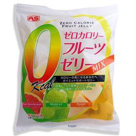 AS零卡路里綜合水果果凍18入 414g