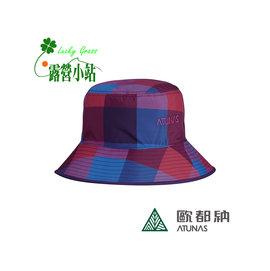 大林小草~【A-A1304W】Atunas 歐都納 GORE-TEX 女雙面大盤帽-【國旅卡】